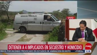 ¿Cómo encontró CDMX a responsables del homicidio de Norberto Ronquillo?