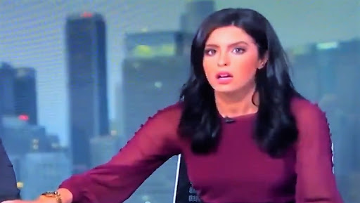 Sismo en California obliga a presentadora a esconderse bajo la mesa durante programa en vivo