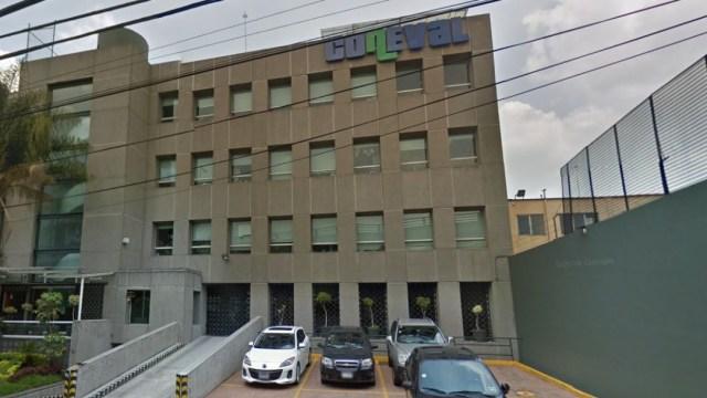 Foto: El Coneval indica que fue necesario contratar más personal para cumplir con sus actividades, el 27 de julio de 2019 (Google Maps)