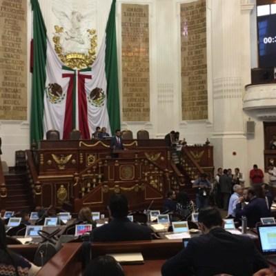 Congreso de CDMX endurece penas por feminicidio y robo de celulares