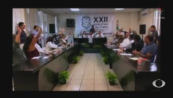 Foto: Congreso Baja California Valida Ampliación Mandato Jaime Bonilla 23 Julio 2019