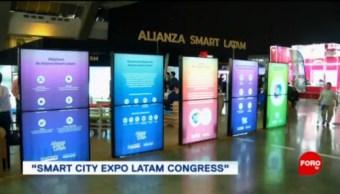 FOTO: Congreso sobre ciudades inteligentes en Puebla, 14 Julio 2019