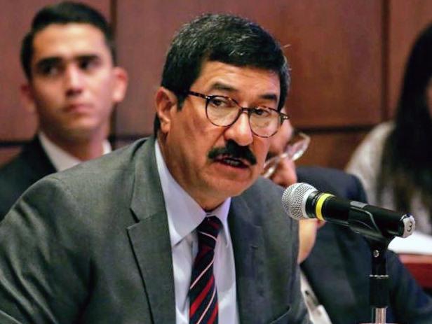 Foto: Javier Corral, gobernador de Chihuahua, 8 de julio 2019. Facebook-Javier Corral