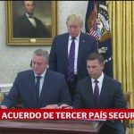 Foto: Corte Autoriza Trump Presupuesto Para Construir Muro Frontera México