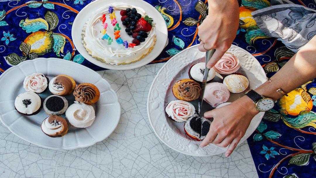 Foto: cumpleaños ecológico sin desechables se vuelve viral. 16 de julio 2019