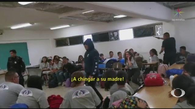 Foto: Curso Verano Reaccionar Ante Asaltos 18 Julio 2019