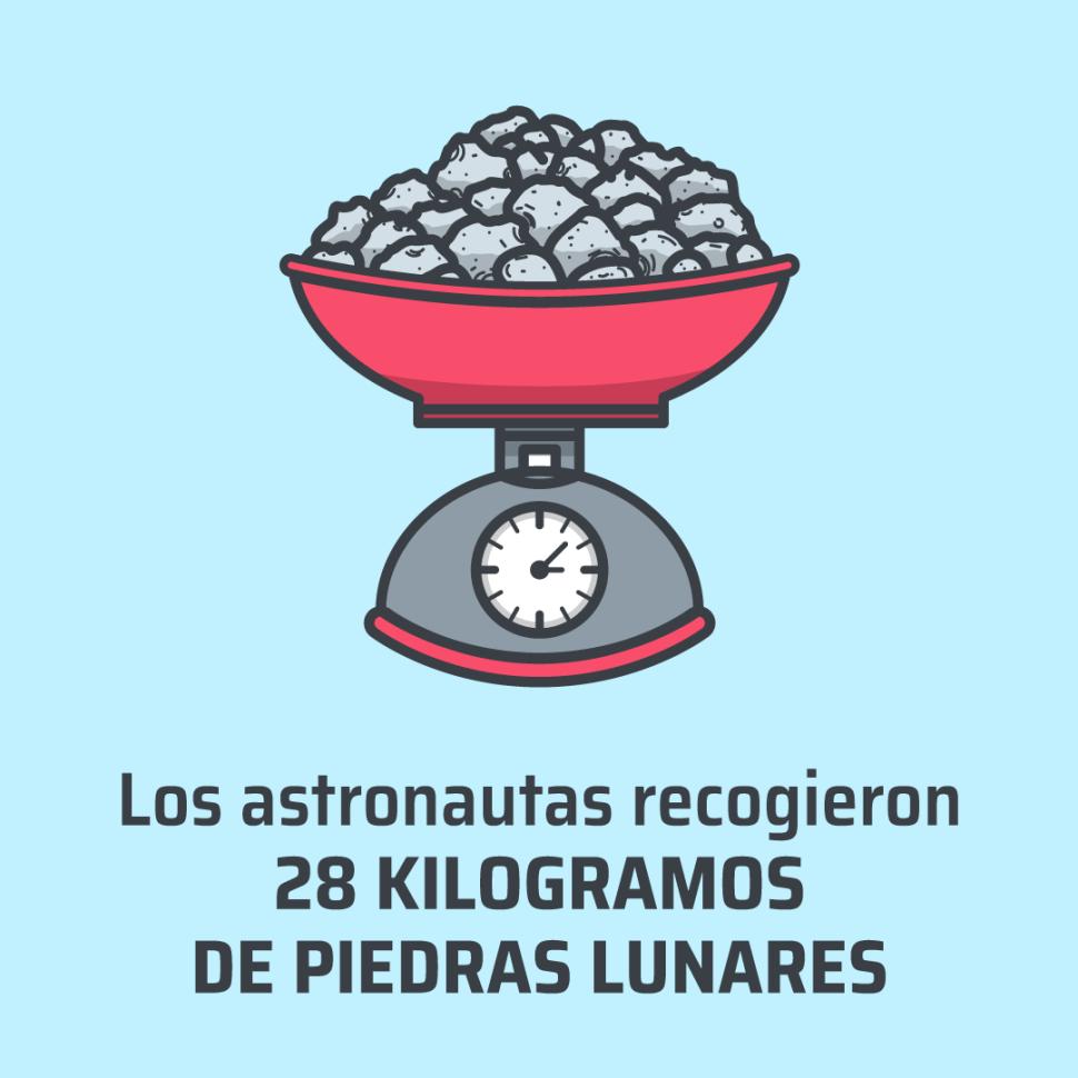 datos curiosos de la llegada del hombre a la luna 5