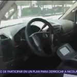 Denuncian mal estado de los vehículos de la Guardia Nacional