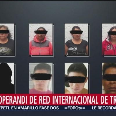 Desarticulan red de trata de personas en Tlaxcala
