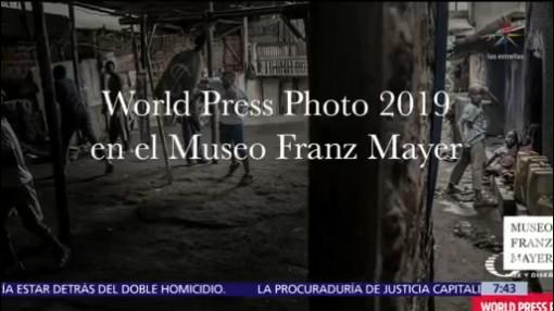 Despierta con Cultura: World Press Photo 2019 en México