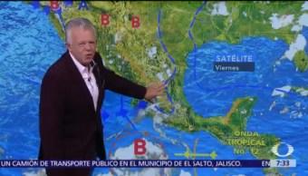 Despierta con Tiempo: Lluvias dispersas y aisladas en el norte