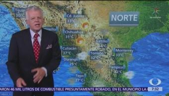 Despierta con Tiempo: Pronostican fuertes lluvias en Valle de México