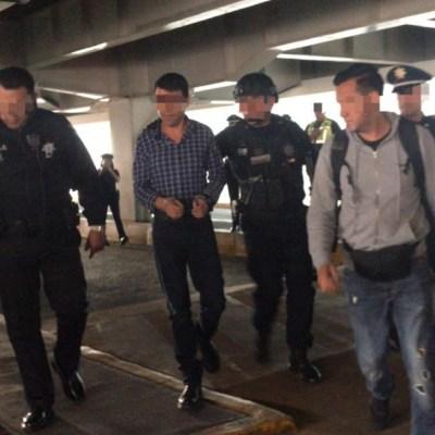 Detienen a 'El Látigo', presunto operador financiero de hijo de 'El Chapo' Guzmán