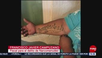 FOTO: Detienen a integrantes de 'Los Rodolfos' en Xochimilco