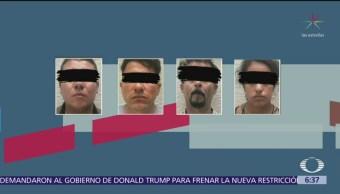 Detienen a tres policías durante operativo para liberar a secuestrado