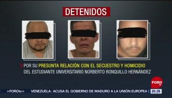 Foto: Deuda Posible Móvil Homicidio Norberto Ronquillo 18 Julio 2019