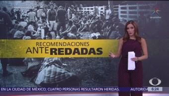 Difunden recomendaciones para evitar arrestos contra migrantes