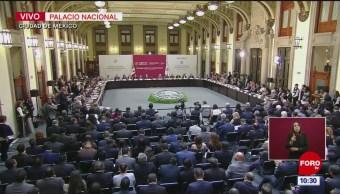 Durazo preside sesión del Consejo Nacional de Protección Civil