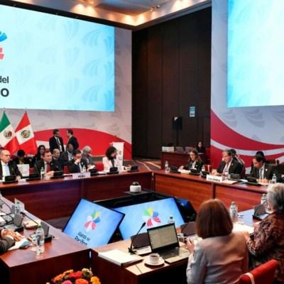 Alianza del Pacífico manifiesta apoyo al libre comercio