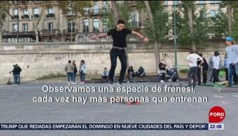 FOTO: El 'boom' del skateboard en Francia, 14 Julio 2019