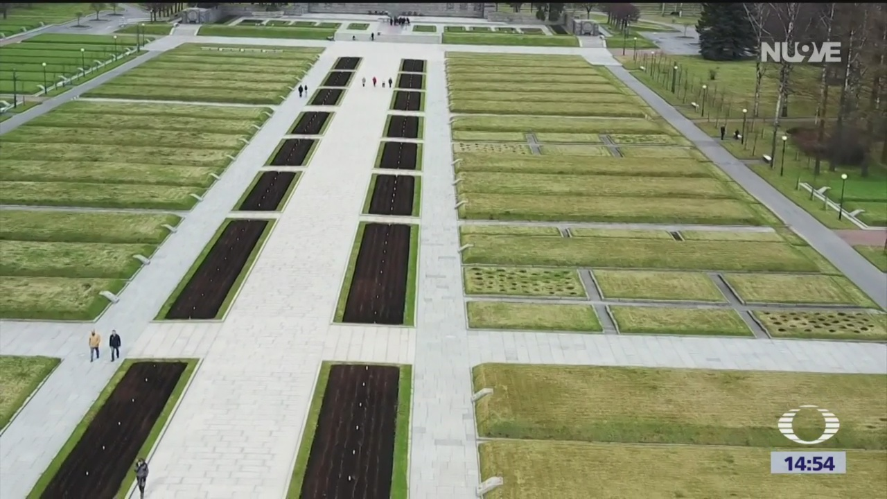 El cementerio más grande del mundo