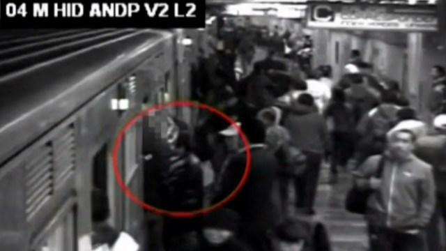 'El Chocorrol', líder de banda dedicada a robar celulares en el Metro, sale libre