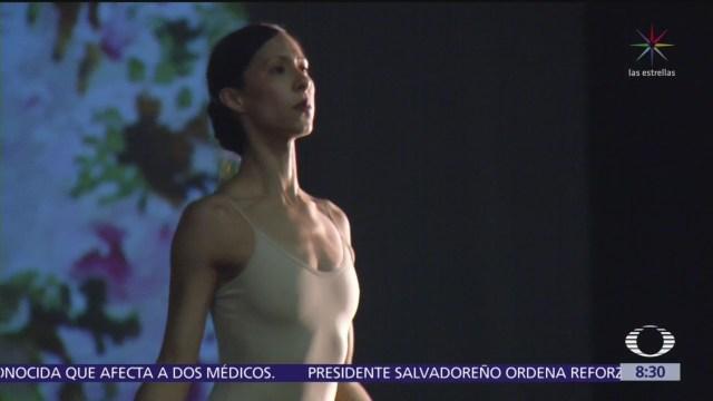 Elisa Carrillo se prepara para gala en el Auditorio Nacional
