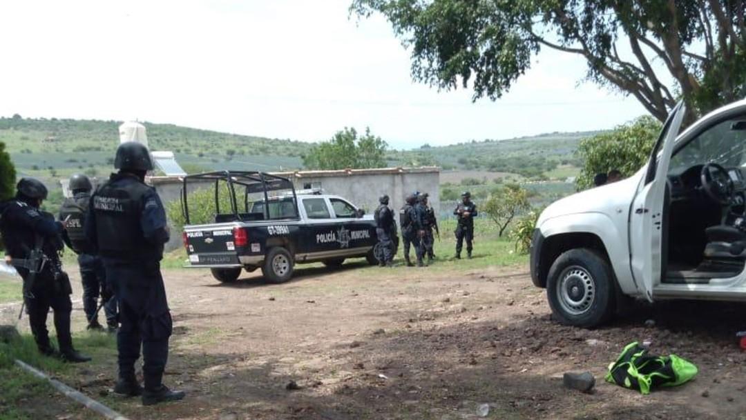 Foto: Emboscan a militares en Pénjamo, 7 de julio de 2019, Guanajuato