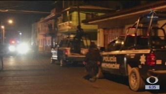 Enfrentamiento en Uruapan, Michoacán deja una mujer muerta