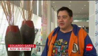 FOTO: Entrevista con el actor de doblaje Eduardo Garza, 6 Julio 2019
