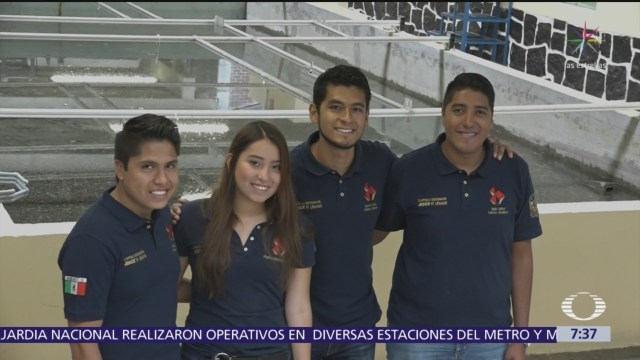 Estudiantes de la UNAM ganan concurso con 'Ciudades flotantes'