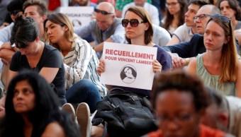 Muere Vincent Lambert, símbolo del debate sobre la eutanasia en Francia