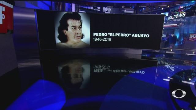 Foto: Fallece Luchador Mexicano El Perro Aguayo 3 Julio 2019