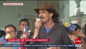 Familia de Daniela Ramírez confirma que osamenta de Tlalpan sí es la mujer