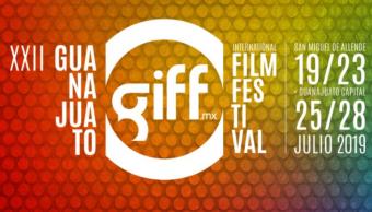 Foto Festival Internacional Cine Guanajuato GIFF 12 Julio 2019