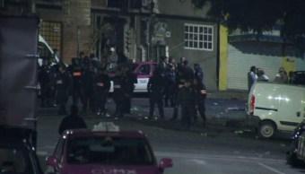 Foto: La balacera se produjo después de una discusión, el 20 de julio de 2019 (Noticieros Televisa)