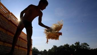 FOTO FMI reduce previsión de crecimiento para Latinoamérica hasta 0,6 % en 2019 (AP)