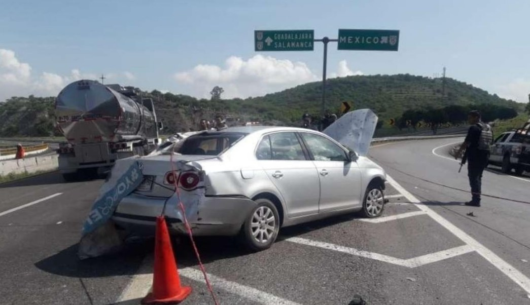 accidente de funcionaria de Tonalá