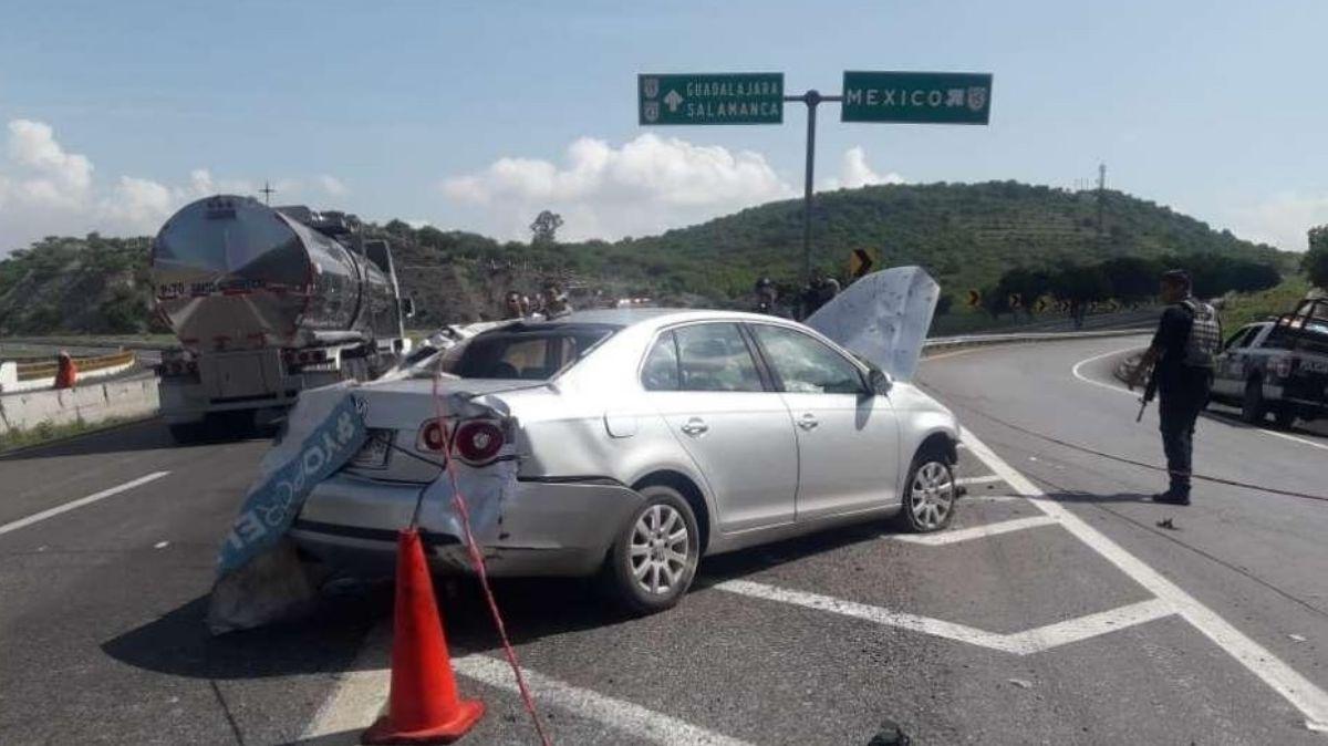 accidente de funcionaria de Tonalá
