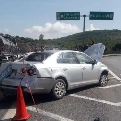 Muere funcionaria de Tonalá en accidente automovilístico en Michoacán
