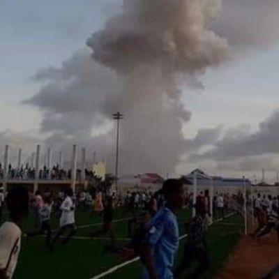 Ataque con coche bomba deja 10 muertos en hotel en Somalia