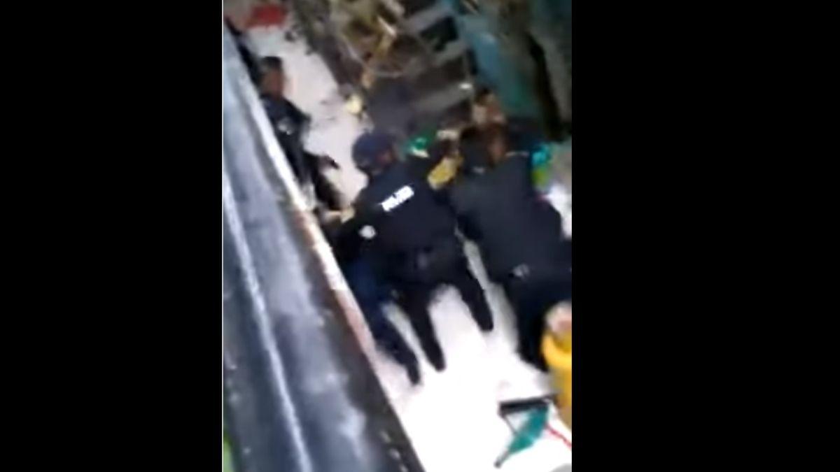 Foto: Policías de la Ciudad de México dispararon y mataron un perro pitbull.