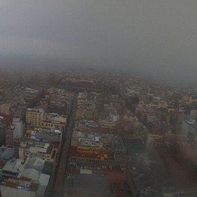 Activan alerta amarilla por lluvia en la Ciudad de México