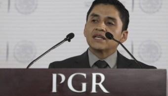 Gualberto Ramírez, titular de la unidad antisecuestro de la SEIDO