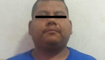 """Foto: Iván """"N"""", presunto asesino del niño Lenin Gabriel. El 5 de julio de 2019"""