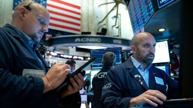 Foto: Sesión en la Bolsa de Nueva York. El 3 de julio de 2019