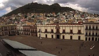 Frente frío provocará bajas temperaturas en México