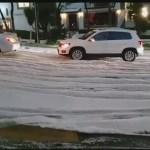 Foto: Lluvia Tormenta Granizo Sorprende Cdmx 31 Julio 2019
