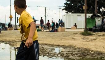 Imagen: Organizaciones promovieron un juicio por las condiciones de hacinamiento en las que supuestamente se encontraban los menores, el 27 de julio de 2019 (Getty Images, archivo)