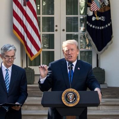 Decepciona a Trump que la FED no opte por ciclo de reducción en tipos de interés